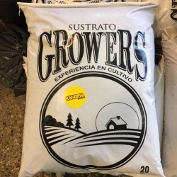 Sustrato growers LIGHT SOIL 20dm