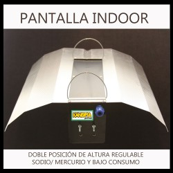 Pantalla Indoor  CANNALUM #1